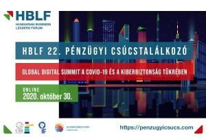 A Haszon Magazinban írtak a HBLF 22. Pénzügyi Csúcstalálkozóról